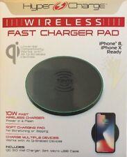 BRAND NEW - Tzumi HyperCharge 10 Watt Wireless Charging Pad - Black
