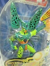 """NEW 5"""" Imperfect Cell action figure (MOC) DragonBall Z (2000) Irwin DBZ"""