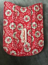 Cath Kidston Blackberry Smartphone Case Red Kempton Roses