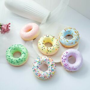 Donuts Artificial fake Bread Home Decoration Display Wedding fridge magnet