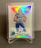🔥2019 DK Metcalf Optic HOLO Auto Rated Rookie RC #d/99 Prizm #163 Seahawks🔥