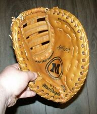 Vintage MacGregor Tony Perez First Baseman's Glove B4T Full Leather 12""