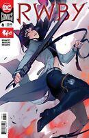RWBY | DC Comics | Select Opt | #6 (OF 7) |
