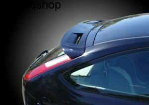 PU Plastic Ford Focus MK2 Roof spoiler with break light and washer extension