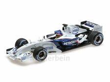 Minichamps 100060903 Sauber BMW C24B Villeneuve Test 2006 NEU+OVP 1:18 F1