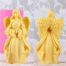 Angle 3D Silicone Soap Mold Form for DIY Candle Soap Making Craft Plaster Wax