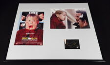 Macaulay Culkin Signed Framed 16x20 Home Alone Poster Photo Set