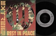 "Extreme Repose en paix 7"" PS, radio edit B/W Peacemaker DIE, Am0055"