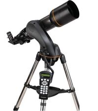 Celestron NexStar 102 SLT Refractor Computerised Telescope #22096 (UK) Ex. Demo