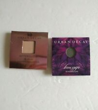 Urban Decay New 2 Lot Samples Highlighter Sin 2.4 g Lounge Eyeshadow 0.85g