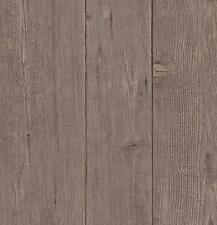 Marron Natural Efecto Madera Papel pintado pegar a pared Con textura