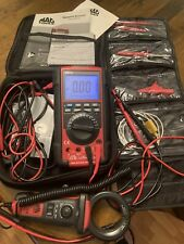 MAC Tools Multimeter and Amp Probe