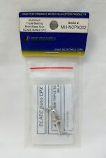 Microheli Blade Nano CPX Aluminum Main Blade Grip RC Heli MH-NCPX002