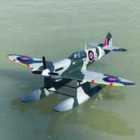 Dynam Jet 1200MM Super Marine Spitfire MK.VB RC Plane Model RTF Gyro Battery