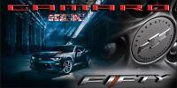 Chevrolet Chevy Camaro SS 2017 50th Anniversary Muscle Vinyl Garage Banner Sign