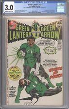 Green Lantern #87 CGC 3.0 - 1st John Stewart & 2nd Guy Gardner - Neal Adams Art
