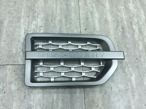 Side Vent Grille Performance Style For '04-'09 Land Rover Discovery 3 L319 GR/SL