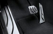 BMW 5er F10 M Performance Fußstütze Edelstahl
