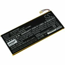 Akku für Tablet Acer Iconia Talk S 3,8V 3300mAh/12,5Wh Li-Polymer Schwarz