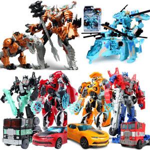 LARGE Transformers Optimus Prime Mechtech Robots Truck Car Action Figure Kid Toy