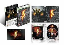 Capcom X360 - Resident Evil 5 Steelbox