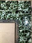 Complete Set Vintage Victorian Antique Fireplace Tile Tiles Mantle Fores   Cream