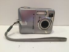 Kodak EasyShare C340 5MP 3X Digital Camera Silver TESTED