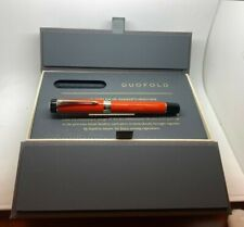PARKER Duofold Centennial BIG RED  Fountain Pen  18K FINE Nib New