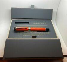 PARKER Duofold Centennial BIG RED  Fountain Pen  18K FINE Nib New