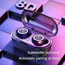 Wireless TWS Bluetooth 5.0 Headset Twins Stereo In-Ear Earphone Sports Earbuds
