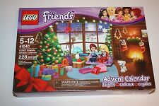 Lego 41040 FRIENDS - Advent Calendar - BRAND NEW & SEALED - Fast Ship -from 2014