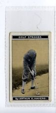 (Jc5825-100)  MORRIS,GOLF STROKES SERIES,STANCE FOR NIBLICK,1923,#23