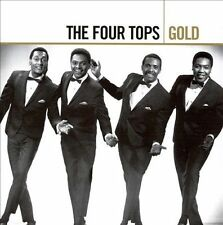 Gold [Motown] by The Four Tops (CD, Sep-2005, 2 Discs, Universal Distribution)