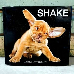 Shake by Carli Davidson Photos of Dogs Mid-Shake Shaking off Water Pets Candid