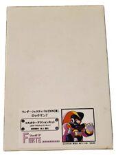 Wonfest Megaman/Rockman Bass(Forte) Resin Garage Kit