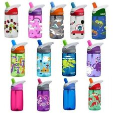 CamelBak Eddy Kids 400ml Water Bottle NEW 2017 Range Child Safe Spill Proof