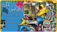 Off Limits A4 School Book Cover Pack