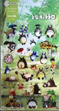 My Neighbor Totoro Japanese Stickers Miyazaki Studio Ghibli Craft Zakka Kawaii