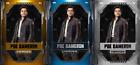 Topps Star Wars Card Trader HEROES POE DAMERON ORANGE/BLUE/STEEL SERIES 3