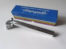 *NOS Vintage 1970s/80s Campagnolo Super Record seatpost 25mm (ALAN, Guerciotti)*