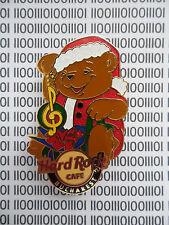 Hard Rock Cafe Bucharest 2008 - Christmas Bear Series Pin