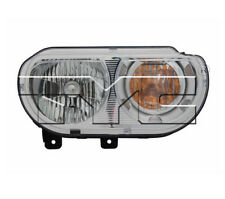 TYC 20-9148-00-1 For DODGE Challenger Left Replacement Head Lamp