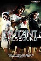 Mutant Girls Squad - Hong Kong RARE Kung Fu Martial Arts Action movie - NEW DVD