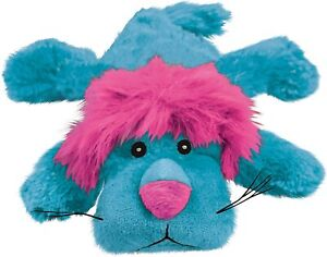 KONG Cozie King Lion Indoor Plush Dog Toy for Medium Dogs