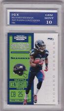 RICHARD SHERMAN ROOKIE CARD 2012 Contenders GEM MINT 10 $$ RC Seattle Seahawks!