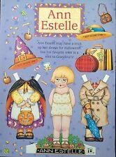 Mary Engelbreit Mag. Paper Doll, Ann Estelle, Oct./Nov. 1999, Uncut