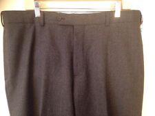 Men's 37 Brooks Brothers Wool Gray Pants