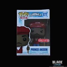 Funko Pop! Prince Akeem Target Coming to America Pop Eddie Murphy IN STOCK 577