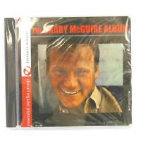 The Barry McGuire Album CD NEW Sealed Essential Folk Digitally Remastered