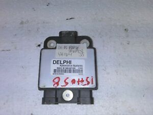 2001-2005 Isuzu Rodeo or Trooper ignition control module 8093836890